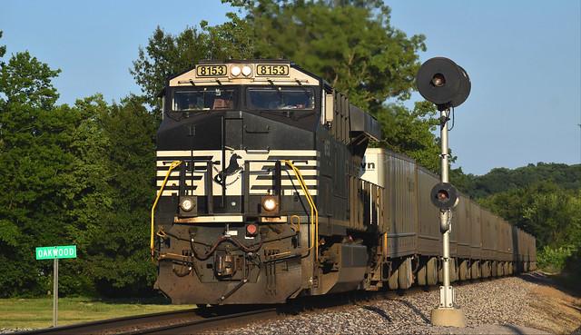 NS 255 at White Bear, MO