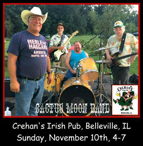 Cactus Moon Band 11-10-19