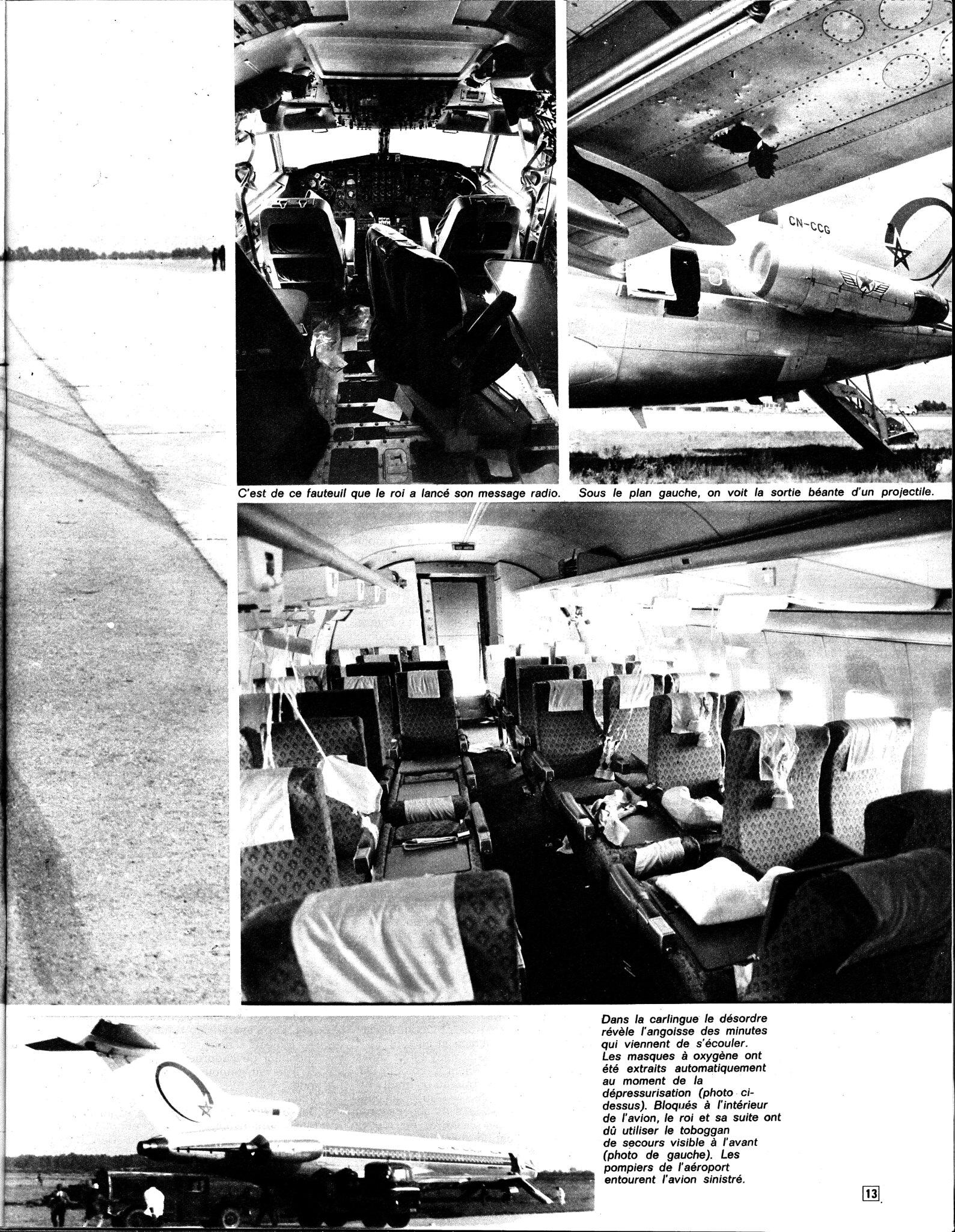 Tentative de coup d'État Boeing Royal vs F-5A/B Opération Borak le 16 août 1972 49016165557_666682f26d_k
