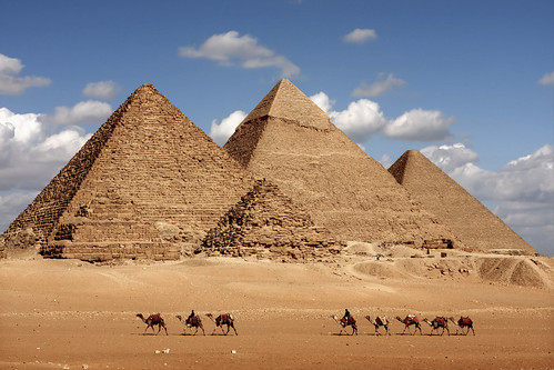 Giza | by Tugging the Luggage
