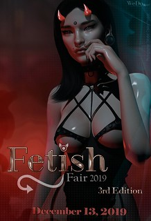 Fetish Fair 2019 | 3rd Edition