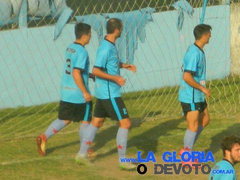 Argentino-Juventud. Liga local. 05/11/19