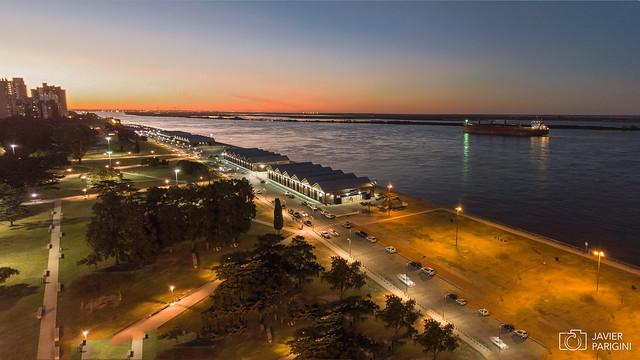 Rosario - Río Paraná