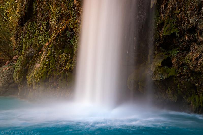 Havasu Falls Detail