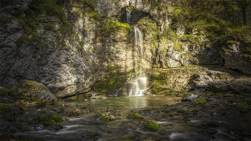 _DSC3688 Sentiero delle Cascata di Vallesinella - Dolomiti di Brenta - Trentino / Italia