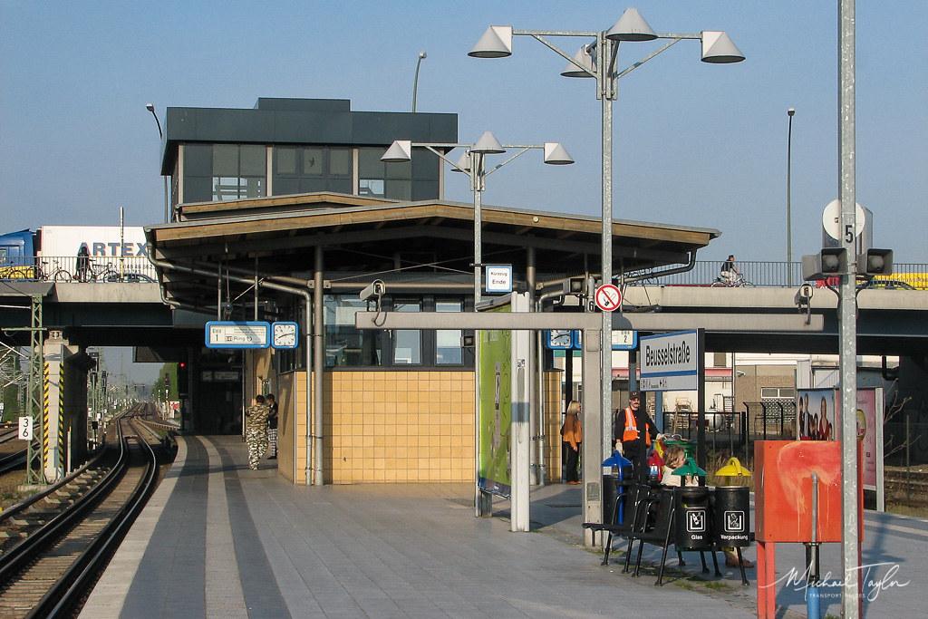 Beusselstraße S Bahn
