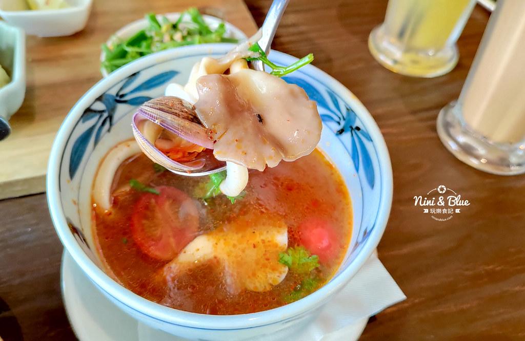 大城享泰食 中科 大坑美食 menu菜單 泰式料理17