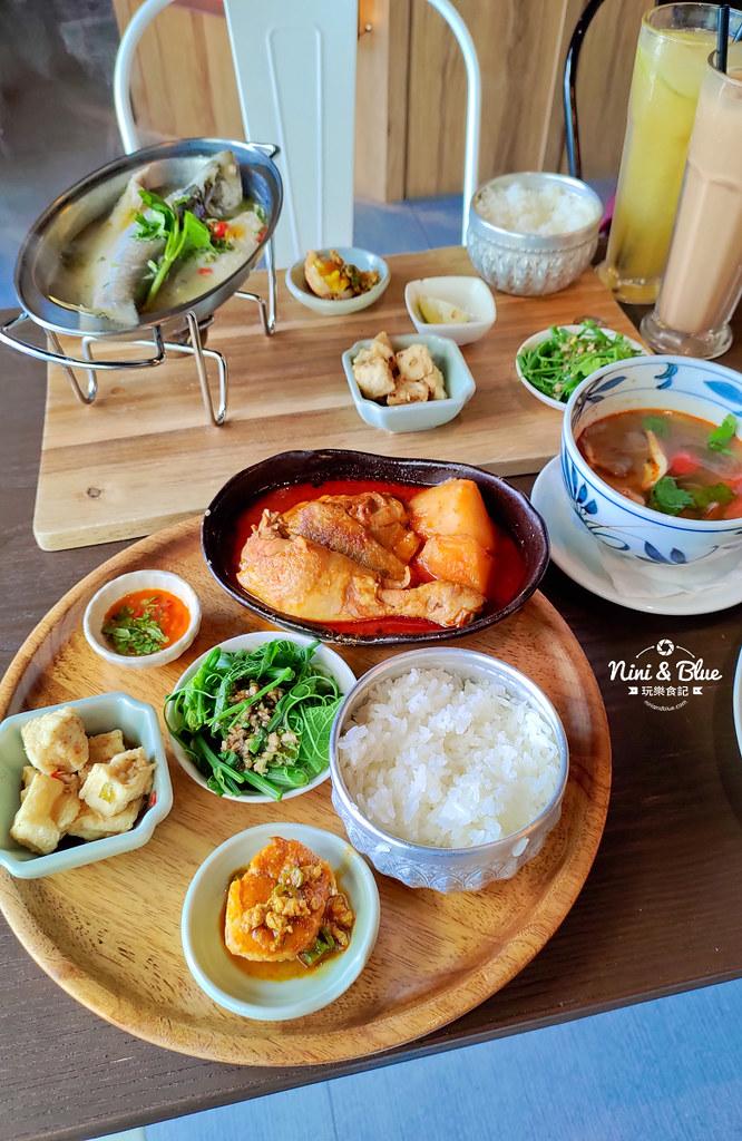 大城享泰食 中科 大坑美食 menu菜單 泰式料理14