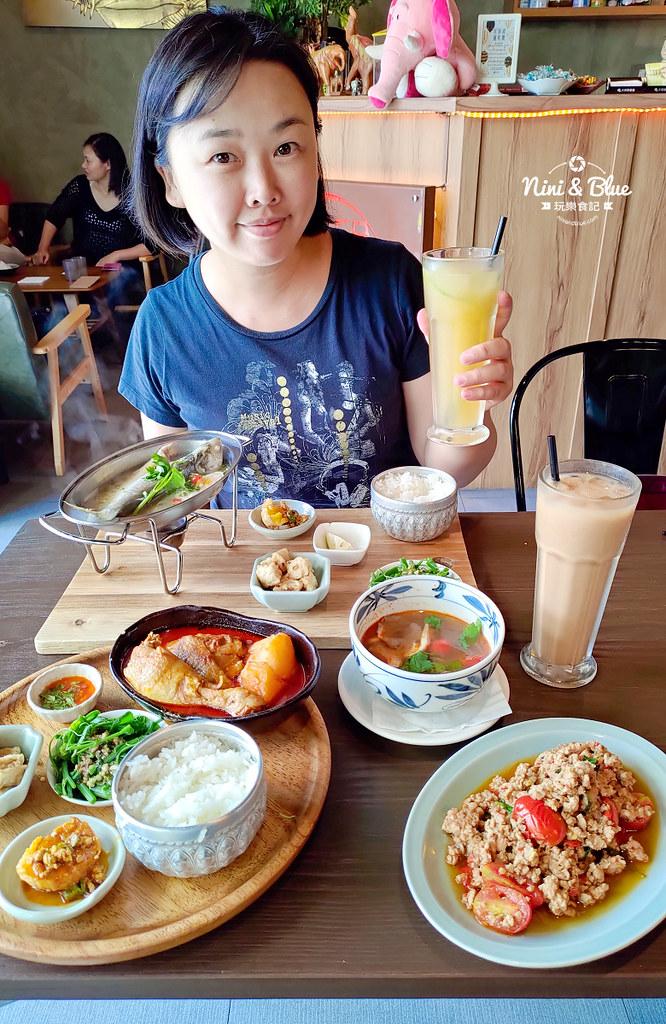 大城享泰食 中科 大坑美食 menu菜單 泰式料理12