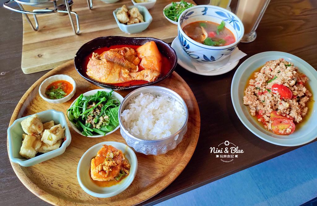 大城享泰食 中科 大坑美食 menu菜單 泰式料理11