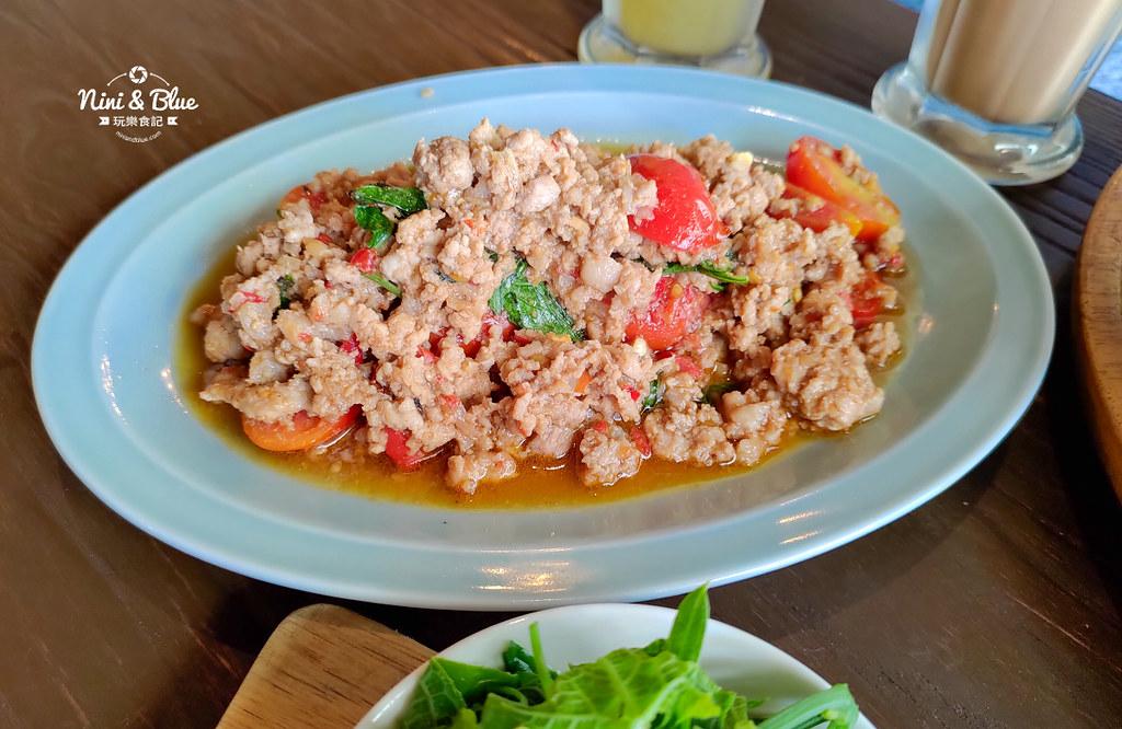大城享泰食 中科 大坑美食 menu菜單 泰式料理09