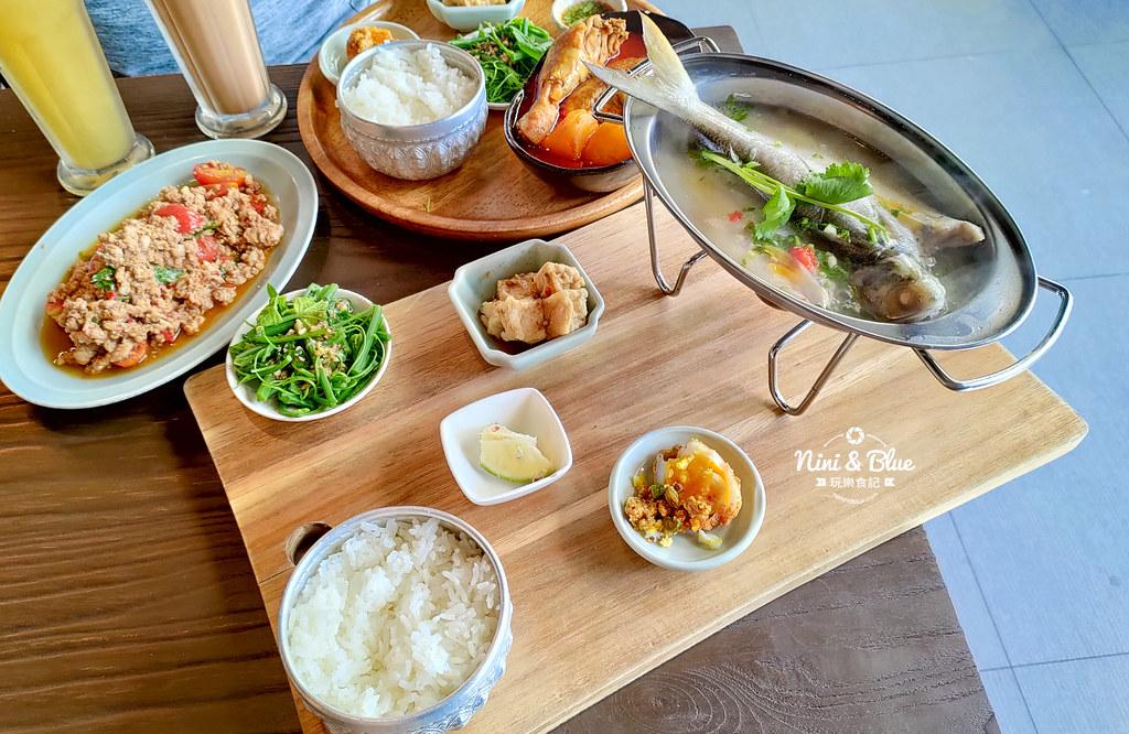 大城享泰食 中科 大坑美食 menu菜單 泰式料理08
