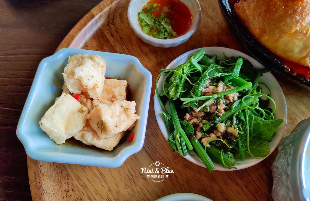 大城享泰食 中科 大坑美食 menu菜單 泰式料理05