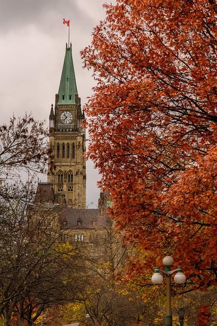 Peace Tower Ottawa - 1751