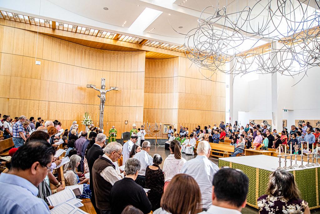 Celebrating the Journey - Wedding Anniversary Mass (27.10.19)