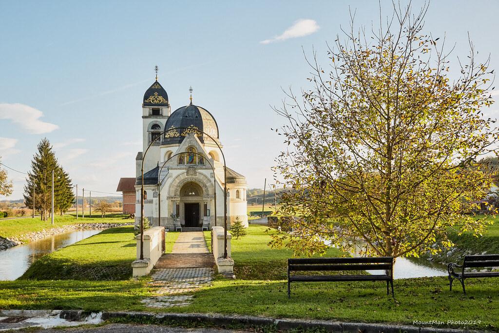 Grkokatolička crkva Blagovijesti u Pribiću (2)