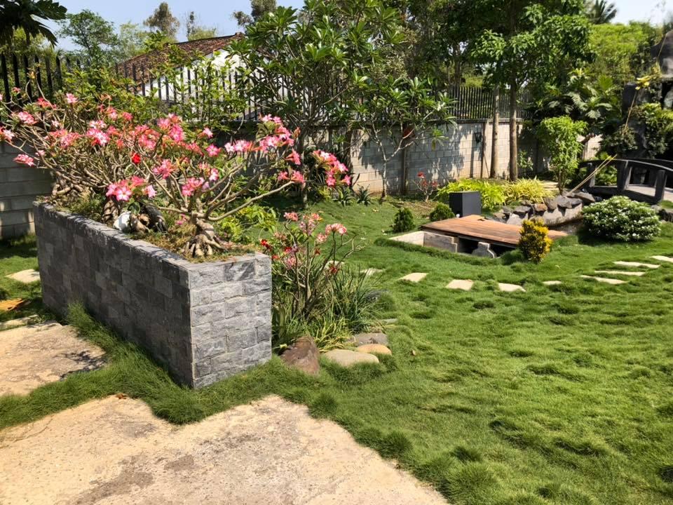 Bán biệt thự vườn Lê Gia Villa ở Long An