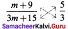 Samacheer Kalvi 8th Maths Solutions Term 2 Chapter 2 Algebra Ex 2.1 12