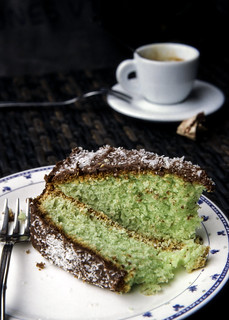 It's only Tuesday... have some cake&coffee!