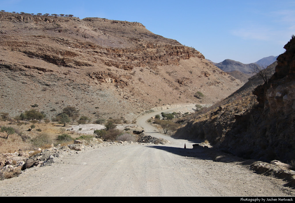 Remhoogte Pass, Namibia