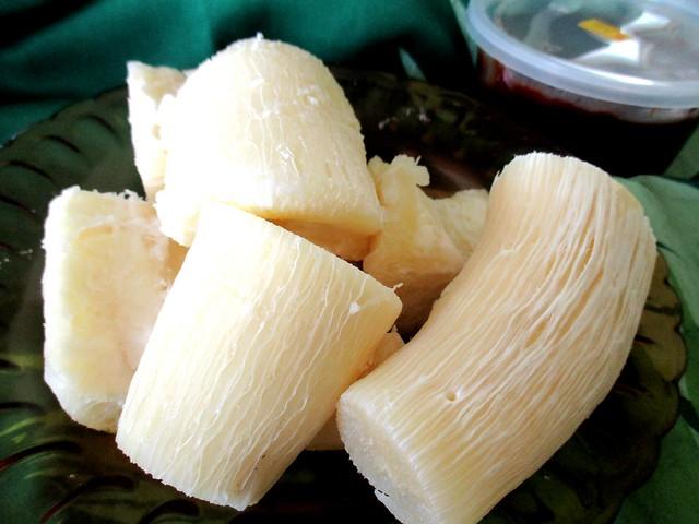 Tapioca & gula apong