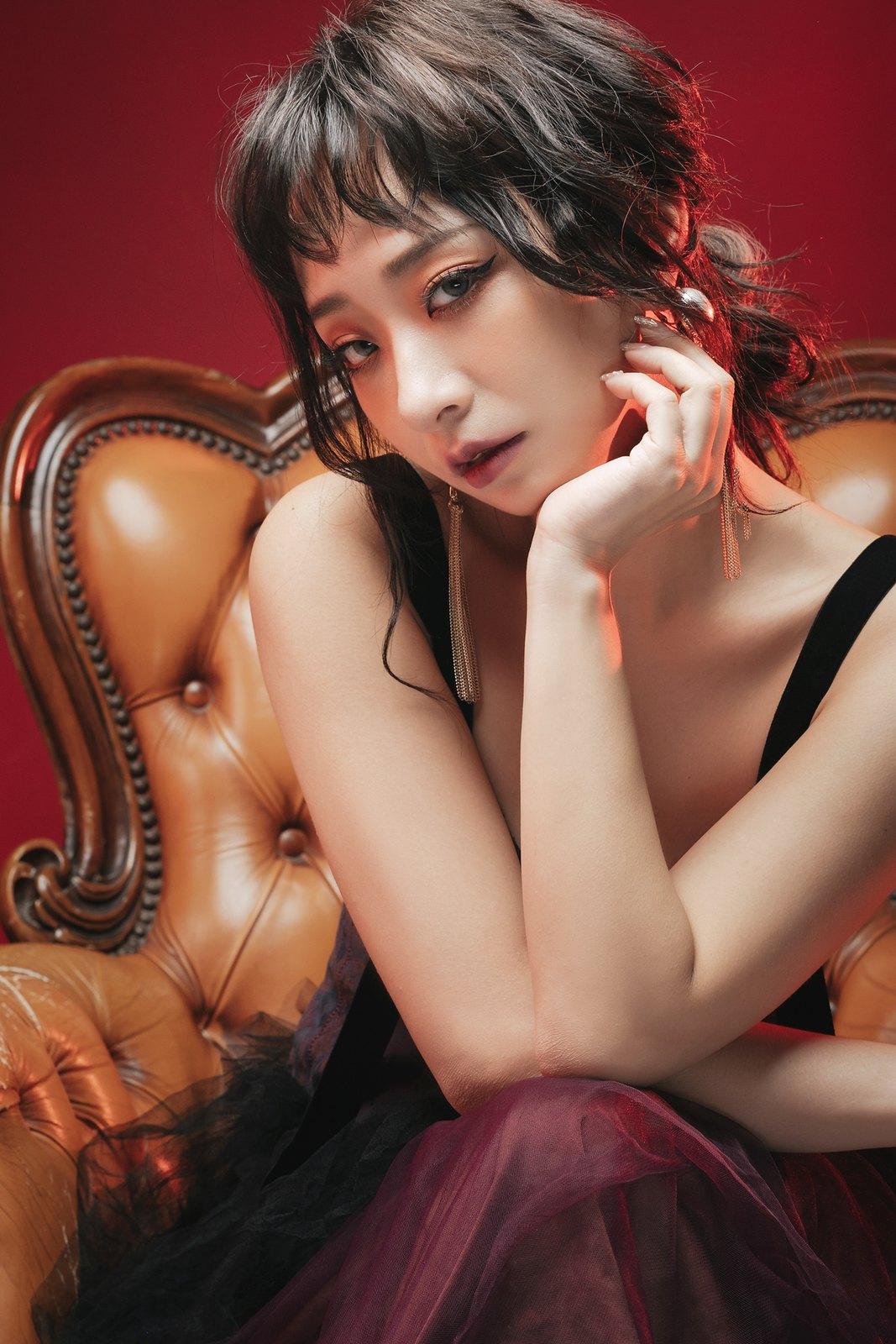 【人像攝影】Amber Lee x Gillian W. / 時尚人像 / 法鬥二棚