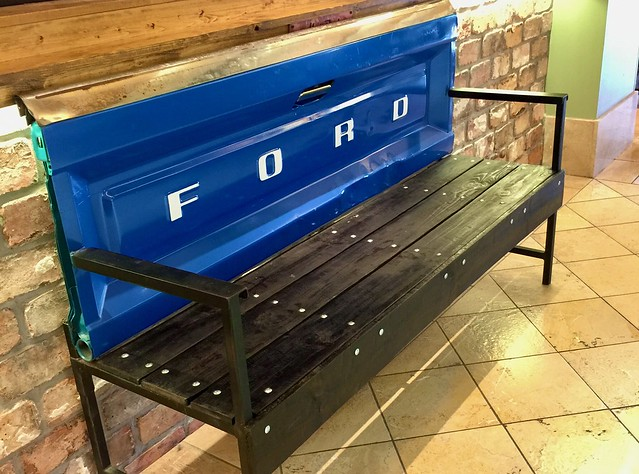 Ford's Bench