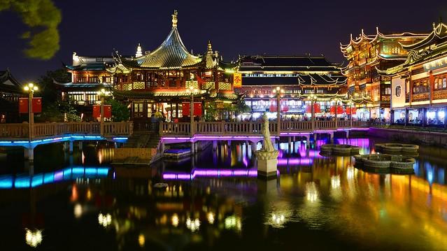 Shanghai - Yu Yuan