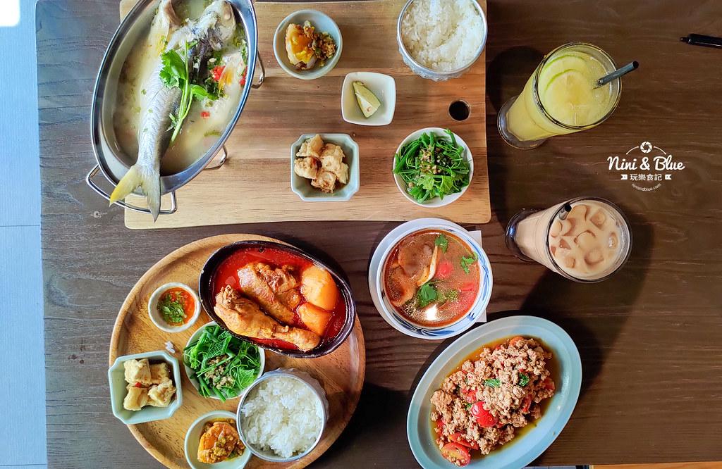 大城享泰食 中科 大坑美食 menu菜單 泰式料理13