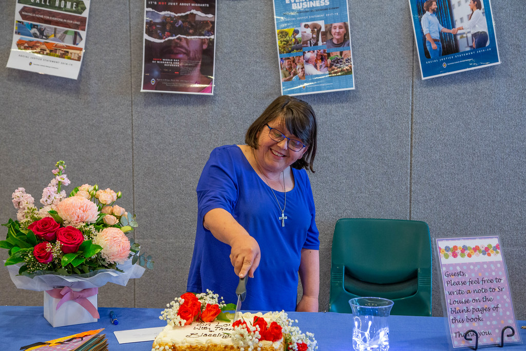 Sr Louise McKeogh Farewell Afternoon Tea (22.10.19)