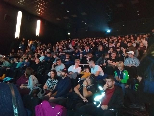 Cubix §0 Jahre Mauerfall  Filmvorführungen enes Projektes