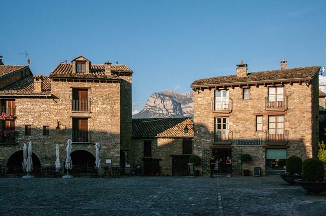 Automne en Aragon (Espagne)