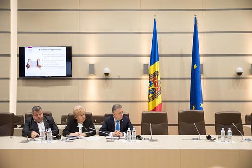 05.11.2019 Atelier în domeniul protecției datelor cu caracter personal și legislației UE în domeniu