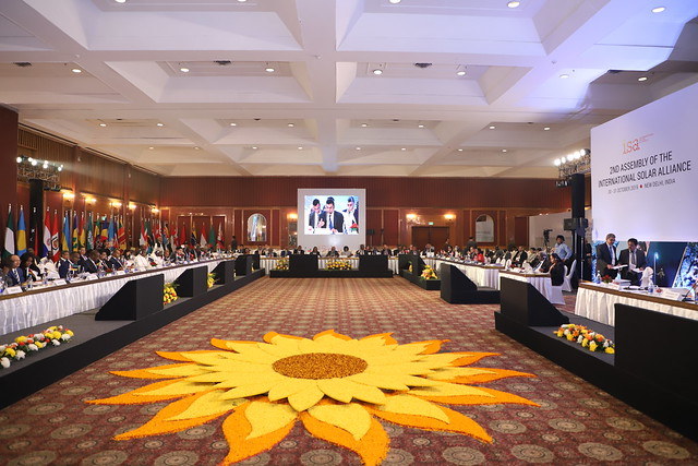 Second Assembly of the International Solar Alliance