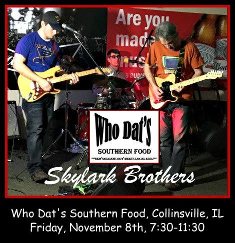 Skylark Brothers 11-8-19