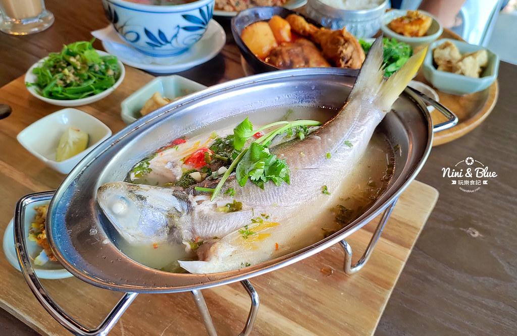 大城享泰食 中科 大坑美食 menu菜單 泰式料理16