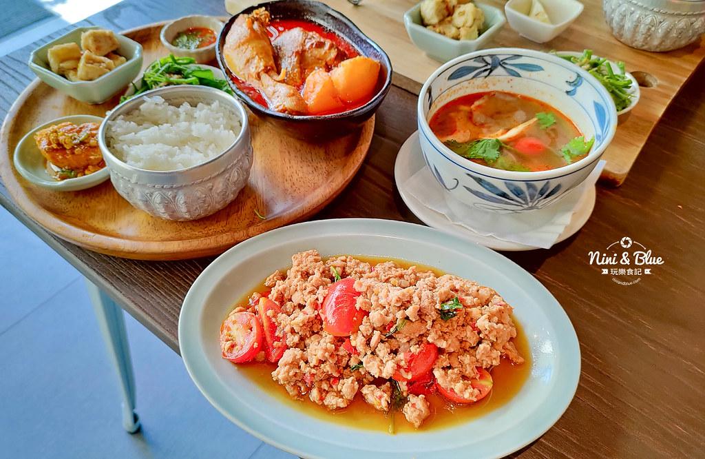 大城享泰食 中科 大坑美食 menu菜單 泰式料理15