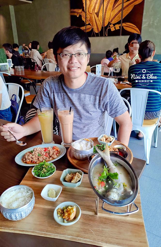 大城享泰食 中科 大坑美食 menu菜單 泰式料理10