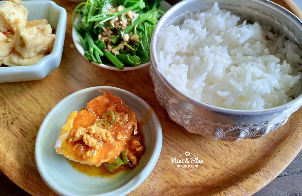 大城享泰食 中科 大坑美食 menu菜單 泰式料理06