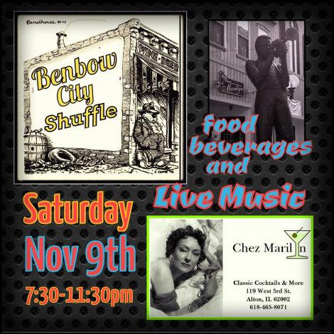 Benbow City Shuffle 11-9-19