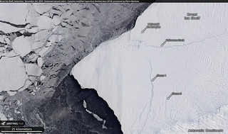 Brunt Ice Shelf, Antarctica - November 4th, 2019 | by Pierre Markuse