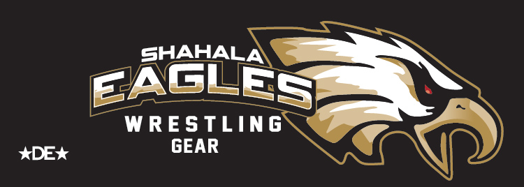 Shahala Eagles Wrestling Gear