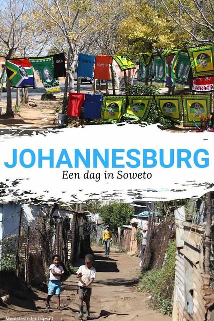 Soweto, Johannesburg | De kleuren van Soweto, Zuid-Afrika