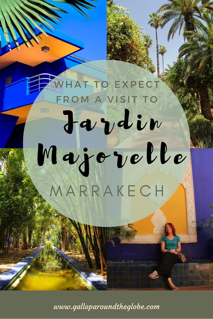 What to Expect from a Visit to Jardin Majorelle, Marrakech _ Gallop Around The Globe
