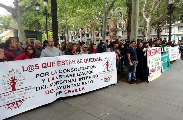 Interinos Ayuntamiento de Sevilla