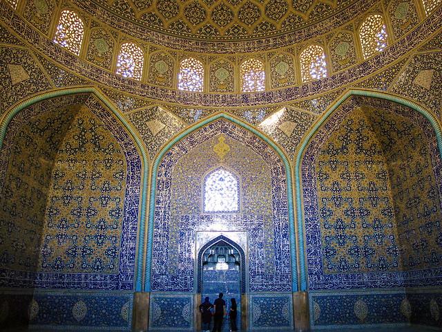 Sheikh_Lotfollah_Mosque,_interior