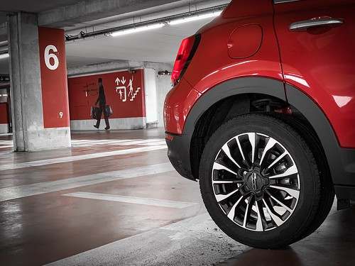 Essai Fiat 500x Cross