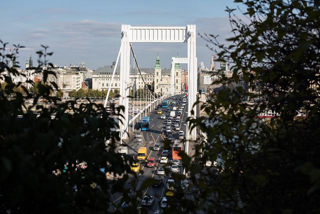 Bridge Over the Danube, Budapest