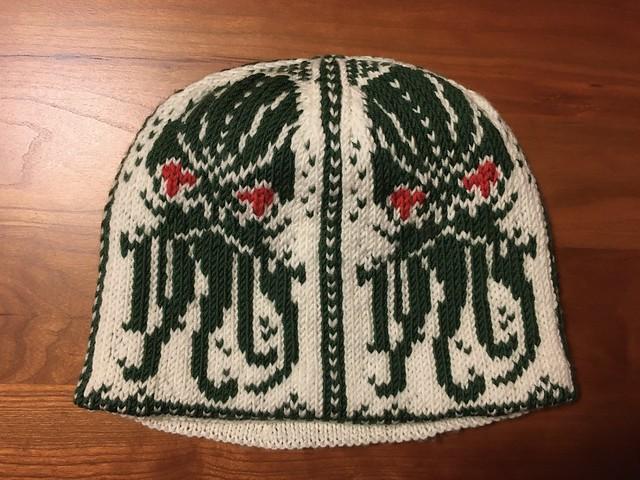 Lovecraft's Bane hat