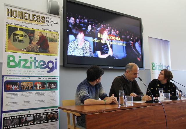Rueda de Prensa Bilbao